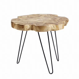 Stolek Teakroot coffee table