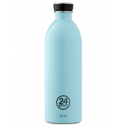 Nerezová láhev Urban Bottle 1L Cloud Blue