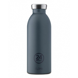 Nerezová termo láhev Clima Formal Grey 500ml