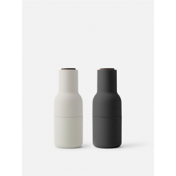 Mlýnky Bottle Ash/Walnut – set 2 ks