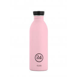 Nerezová láhev Urban Bottle Candy Pink 500ml