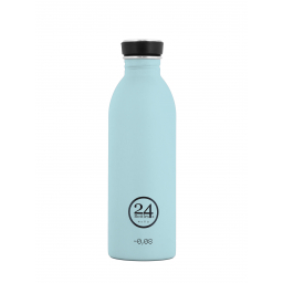 Nerezová láhev Urban Bottle Cloud Blue 500ml