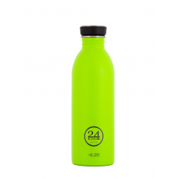 Nerezová láhev Urban Bottle Lime Green 500ml