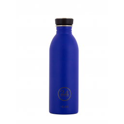 Nerezová láhev Urban Bottle Gold Blue 500ml