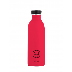 Nerezová láhev Urban Bottle Hot Red 500ml