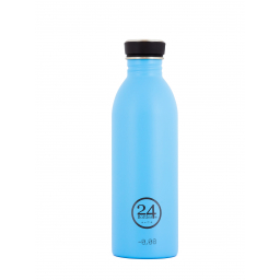 Nerezová lahev Urban Bottle Lagoon Blue 500ml