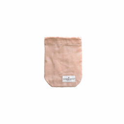 Bavlněný pytlík All Purpose Bag Pale Rose S