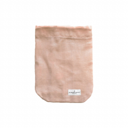 Bavlněný pytlík All Purpose Bag Pale Rose M