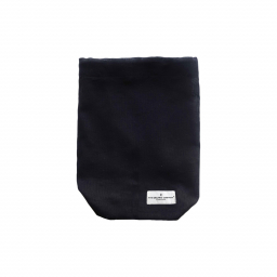 Bavlněný pytlík All Purpose Bag Black M