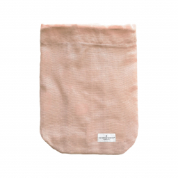 Bavlněný pytlík All Purpose Bag Pale Rose L