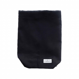 Bavlněný pytlík All Purpose Bag Black L