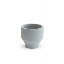 Květináč Edge Pot Light Grey S