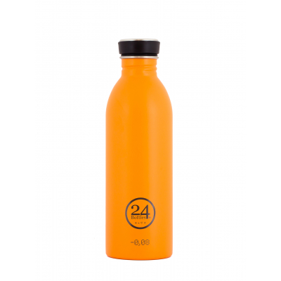 Nerezová láhev Urban Bottle Total Orange