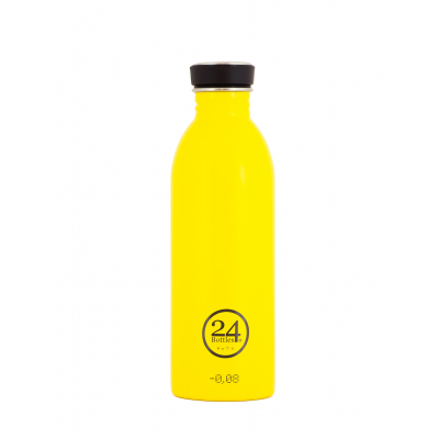 Nerezová lahev Urban Bottle Taxi Yellow 500ml
