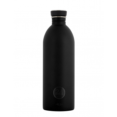Nerezová láhev Urban Bottle 1L Tuxedo Black